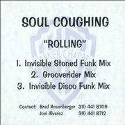 Click here for more info about 'Soul Coughing - Rolling - Remixes'