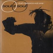 Click here for more info about 'Soul II Soul - Club Classics Vol. One / Vol II (1990 A New Decade)'