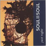 Click here for more info about 'Soul II Soul - Just Right'