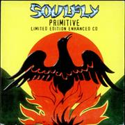 Click here for more info about 'Soulfly - Primitive - Limited Edition Enhanced CD'