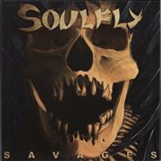 Click here for more info about 'Soulfly - Savages'
