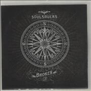 Click here for more info about 'Soulsavers - Broken'