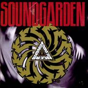 Soundgarden Badmotorfinger USA CD album Promo