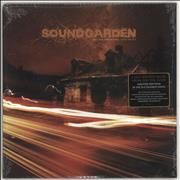 Click here for more info about 'Soundgarden - Before The Doors: Live On I-5 - RSD BF11 - Yellow Vinyl - Sealed'