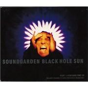 Soundgarden Black Hole Sun Germany CD single
