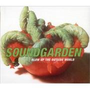 Soundgarden Blow Up The World Outside UK CD single