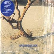 Soundgarden Burden In My Hand - Sealed UK CD single