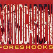 Soundgarden Foreshocks USA CD album Promo