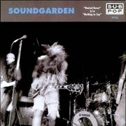 """Soundgarden Hunted Down - Record Store Day USA 7"""" vinyl"""