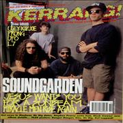 Click here for more info about 'Kerrang! Magazine - Kerrang! Magazine - Apr 92'