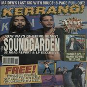 Click here for more info about 'Kerrang! Magazine - Kerrang! Magazine - Sep 93'