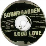 Click here for more info about 'Soundgarden - Loud Love'