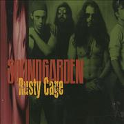 Click here for more info about 'Soundgarden - Rusty Cage'
