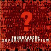 Soundgarden Superuninterview USA CD album Promo