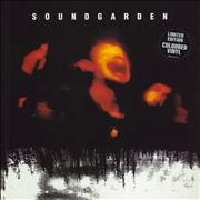 Click here for more info about 'Soundgarden - Superunknown - Clear vinyl'