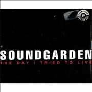 Click here for more info about 'Soundgarden - The Day I Tried To Live'