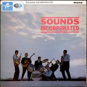 Click here for more info about 'Sounds Incorporated - Sounds Incorporated - VG'