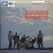 Click here for more info about 'Sounds Incorporated - Sounds Incorporated'