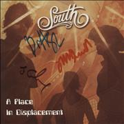 Click here for more info about 'South - A Place In Displacement - Autographed'