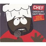 South Park Chocolate Salty Balls UK 2-CD album set