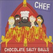 South Park Chocolate Salty Balls UK CD single