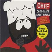 South Park Chocolate Salty Balls Australia CD single