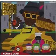 South Park Kenny's Dead USA CD single Promo