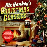 South Park Mr Hankey's Christmas Classics UK vinyl LP Promo