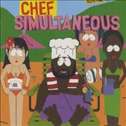 South Park Simultaneous Australia CD single