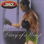 Click here for more info about 'Space (90s) - Diary Of A Wimp'