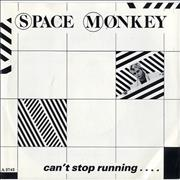 Click here for more info about 'Space Monkey - Can't Stop Running'
