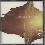 Click here for more info about 'Spacebeach - Orange Karma - Sealed'
