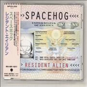 Click here for more info about 'Spacehog - Resident Alien'