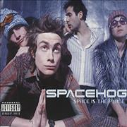 Click here for more info about 'Spacehog - Space Is The Place'