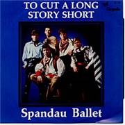 Click here for more info about 'Spandau Ballet - Acorta La Historia'