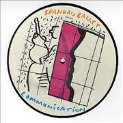 Click here for more info about 'Spandau Ballet - Communication'