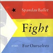 Click here for more info about 'Spandau Ballet - Fight For Ourselves'