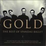 Click here for more info about 'Spandau Ballet - Gold'