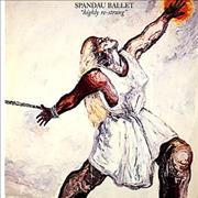 Click here for more info about 'Spandau Ballet - Highly Restrung'