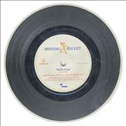 Click here for more info about 'Spandau Ballet - Highly Strung - Silver Vinyl'