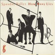 Click here for more info about 'Spandau Ballet - How Many Lies'