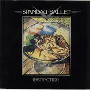 Click here for more info about 'Spandau Ballet - Instinction'