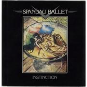 "Spandau Ballet Instinction UK 12"" vinyl"