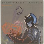 Click here for more info about 'Spandau Ballet - Pleasure'