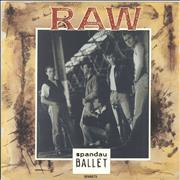 Click here for more info about 'Spandau Ballet - Raw'