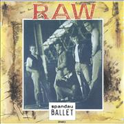 Click here for more info about 'Spandau Ballet - Raw - Solid'