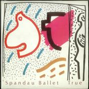 Click here for more info about 'Spandau Ballet - True - Gatefold'