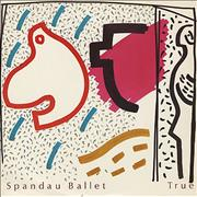Click here for more info about 'Spandau Ballet - True'