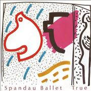 "Spandau Ballet True UK 7"" vinyl"