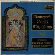 Click here for more info about 'Spandauer Kantorei - Monteverdi / Schütz: Magnificats'